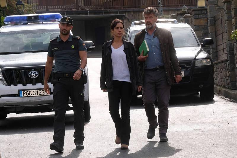 La nueva ficción de RTVE, 'La caza. Monteperdido', finaliza su rodaje