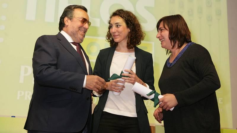 El programa 'Repor' gana el Premio Tiflos de la ONCE
