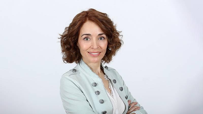 Natalia Calderón dará Voz y Movimiento en la Academia de Operación Triunfo 2020