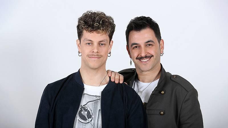 Cristian y Mario darán Danza Urbana en la Academia de Operación Triunfo 2020