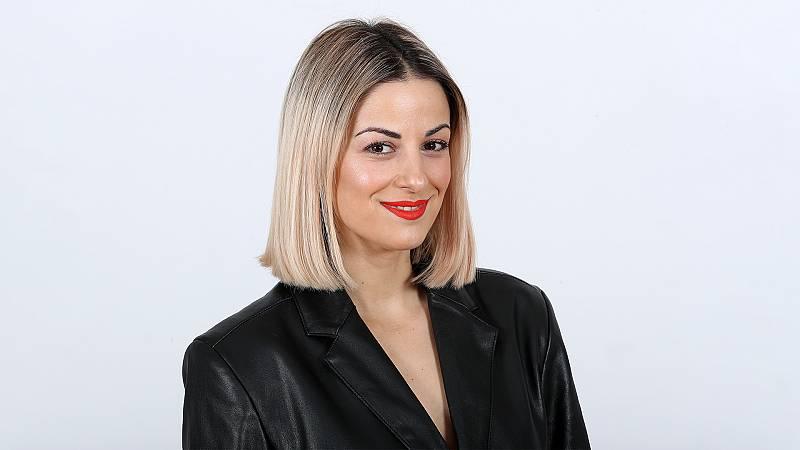 Vicky Gómez será la coreógrafa en la Academia de Operación Triunfo 2020