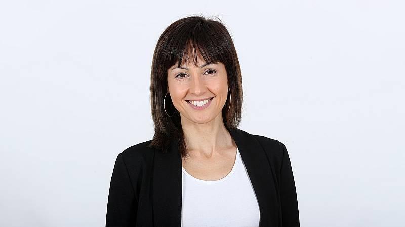 Laura Andrés será coach vocal en la Academia de Operación Triunfo 2020