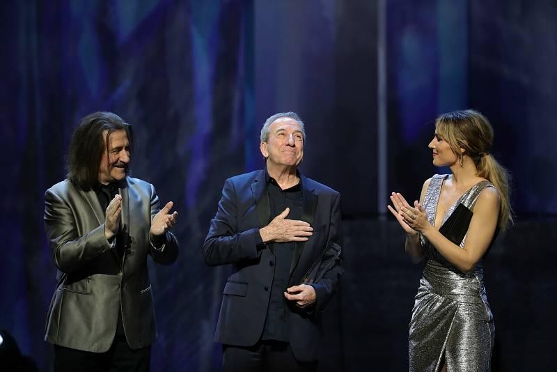 Las mejores imágenes de los Premios Odeón