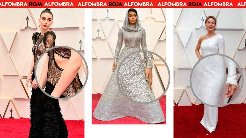 La alfombra roja de los Oscar, con lupa