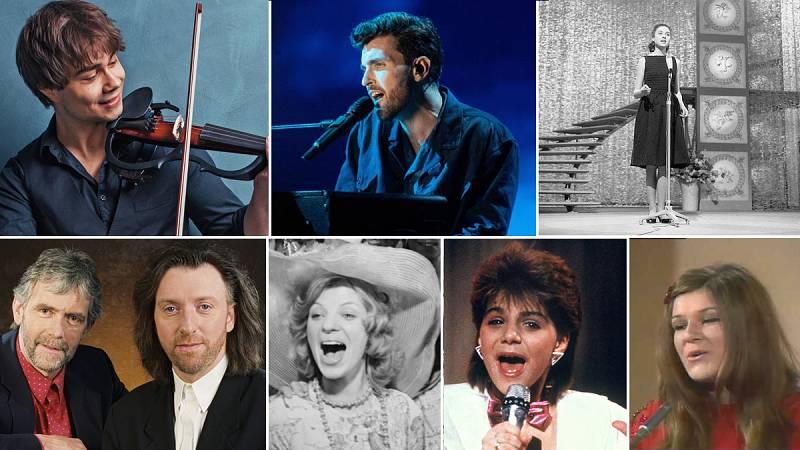 La final de Eurovisión 2020 reúne a ganadores míticos del festival