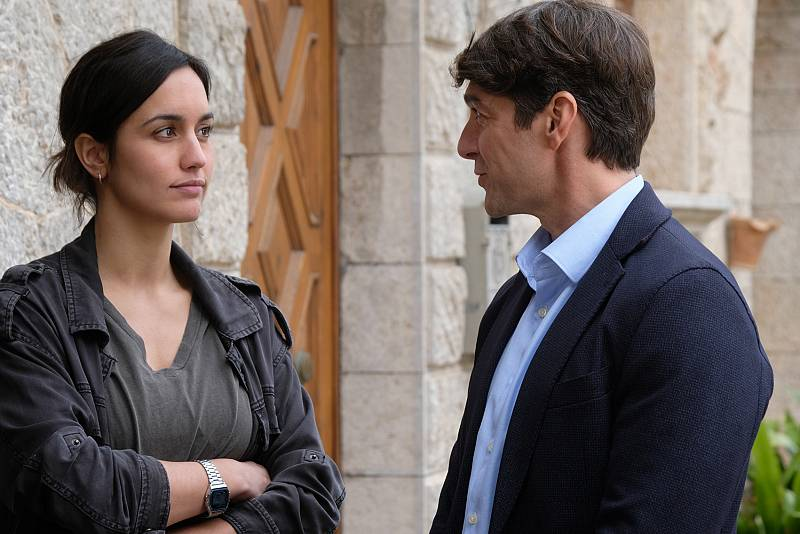 Felix Gómez interpretará al nuevo compañero de Sara Campos (Megan Montaner)