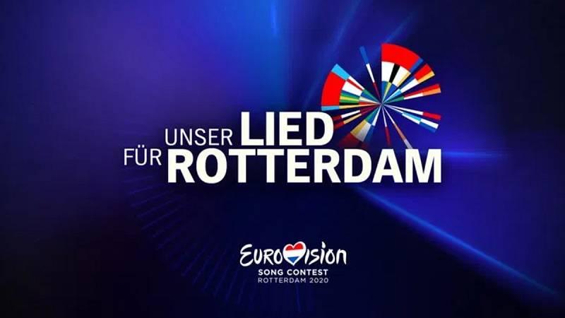 Calendario de Eurovisión 2020