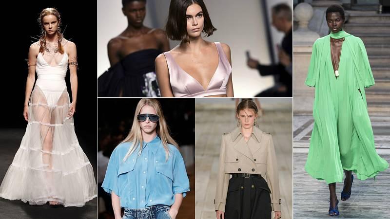 Tendencias en moda de primavera y verano 2020