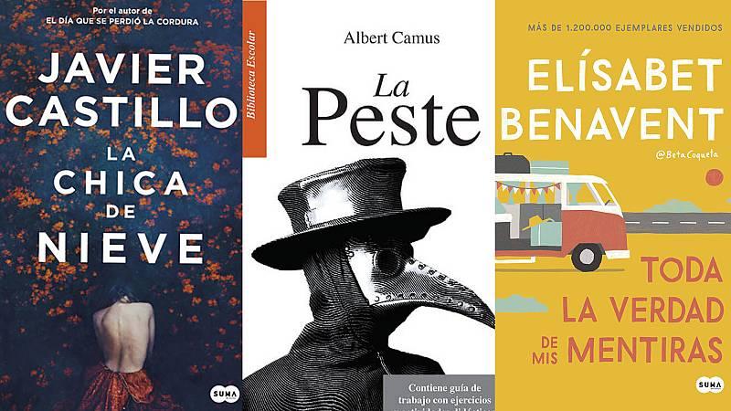 La lectura, un refugio para los españoles durante la cuarentena