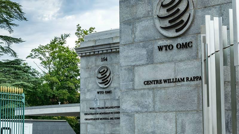 Sede de la Organización Mundial del Comercio en Ginegra, Suiza.