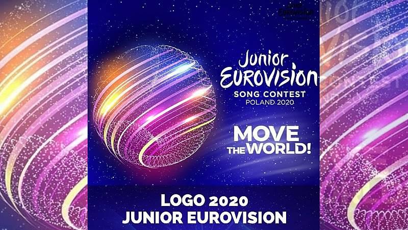 Logo de Eurovisión Junior 2020