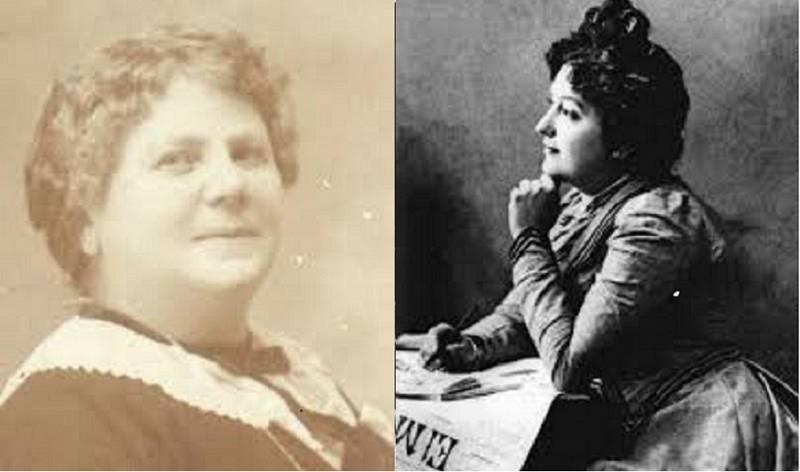 Consuelo Álvarez y Carmen de Burgos