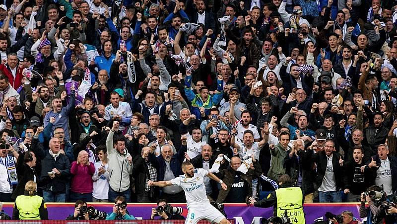Real Madrid devolución abono