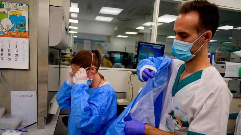 Sanidad notifica un muerto y 164 contagios en un día, y alcanza los 67 fallecidos en una semana