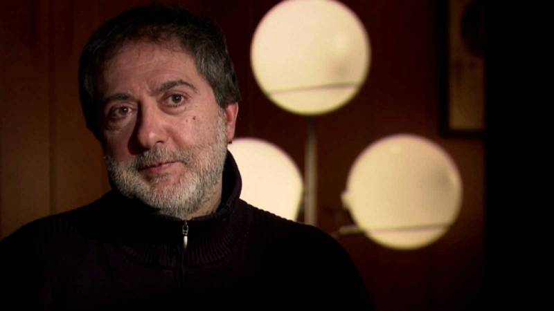 Javier Olivares, creador de El Ministerio del Tiempo