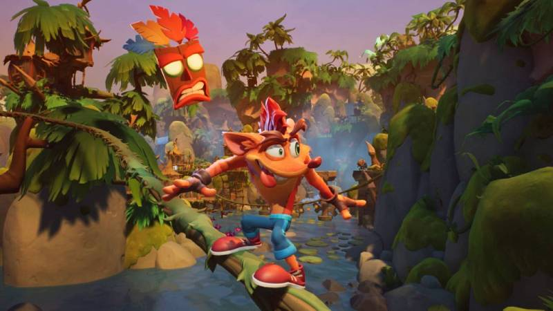 Crash Bandicoot 4: así será su regreso a PS4 y Xbox