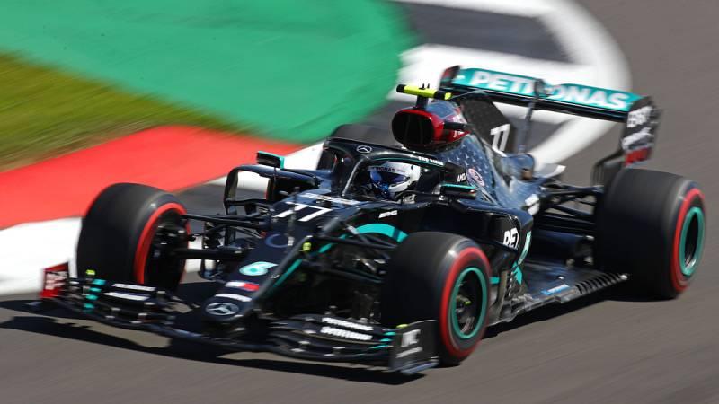 Imagen: Bottas se impone a Hamilton en la primera sesión de libres