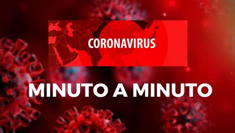 Coronavirus: minuto a minuto