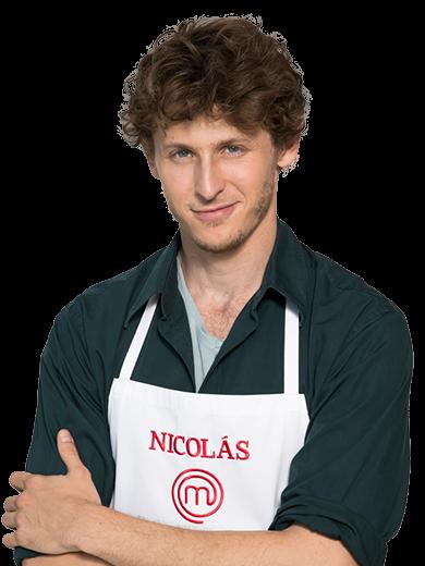 Nicolás Coronado