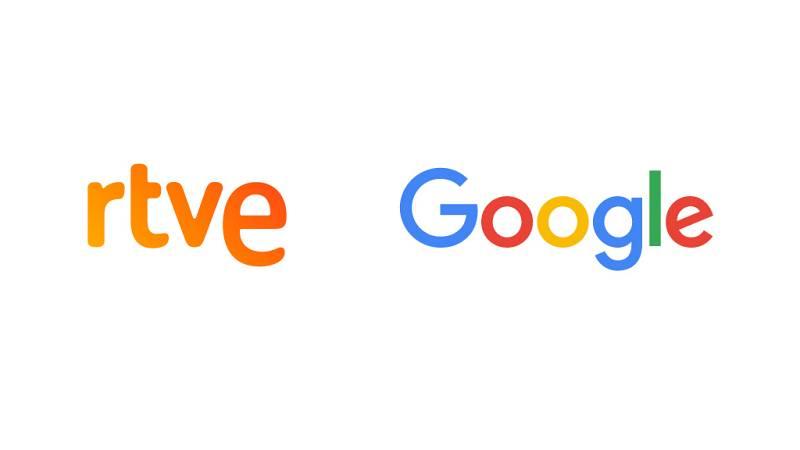 Alianza RTVE y Google