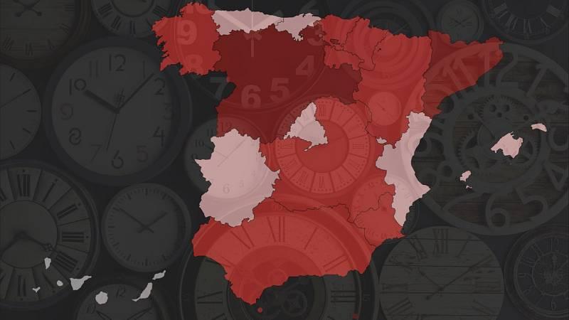 España, en toque de queda: ¿A qué hora comienza y termina en cada comunidad?