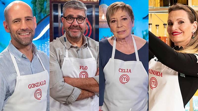 Los mejores duelos de MasterChef Celebrity: Flo vs Gonzalo y Celia vs Ainhoa