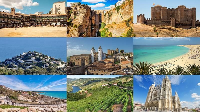Quince espectaculares destinos de España que hemos descubierto gracias a MasterChef Celebrity