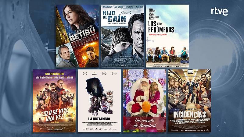 Los estrenos de diciembre en RTVE Digital