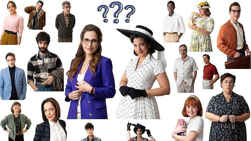 ¿Quién es quién? Personajes de la serie 'Dos vidas'