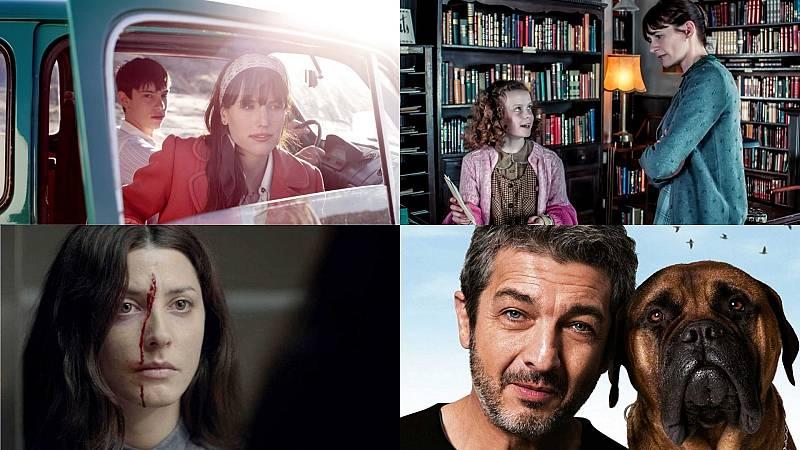 Gratis las películas ganadoras de los Goya