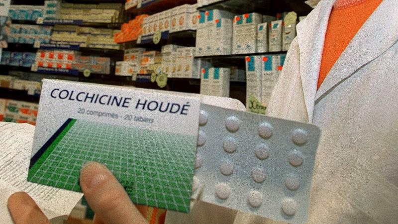 La colchicina o colquicina se usa para combatir la gota, la artritis y la cirrosis.