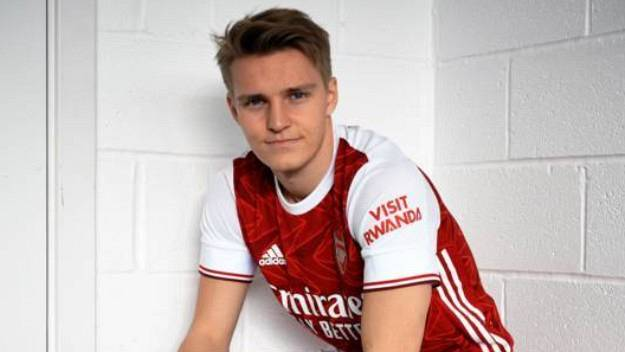 Martin Odegaard, cedido al Arsenal de manera oficial