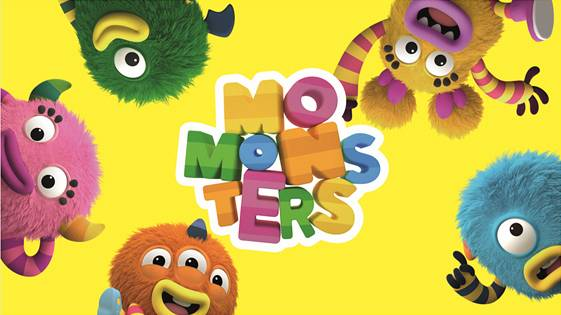 Los exitosos Momonsters