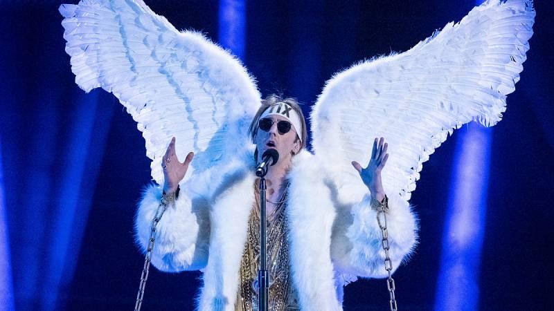 """TIX representará a Noruega en Eurovisión con """"Fallen Angel"""""""