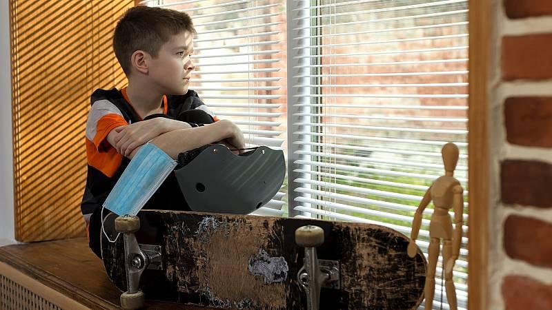 La ansiedad, frustración o miedo son algunos de los efectos que ha tenido la pandemia en los menores