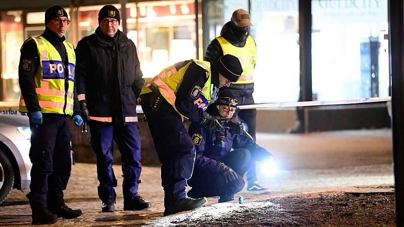 La policía sueca investiga el ataque producido en cinco puntos de la ciudad