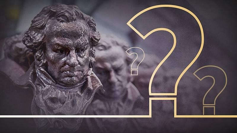 35 años de curiosidades en los premios Goya