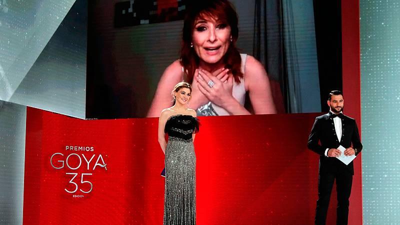 Los diez mejores momentos de la gala de los Goya