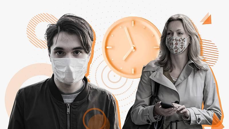 El estado de alarma establece el toque de queda a las 23:00 horas, pero las comunidades autónomas pueden adelantarlo o retrasarlo.