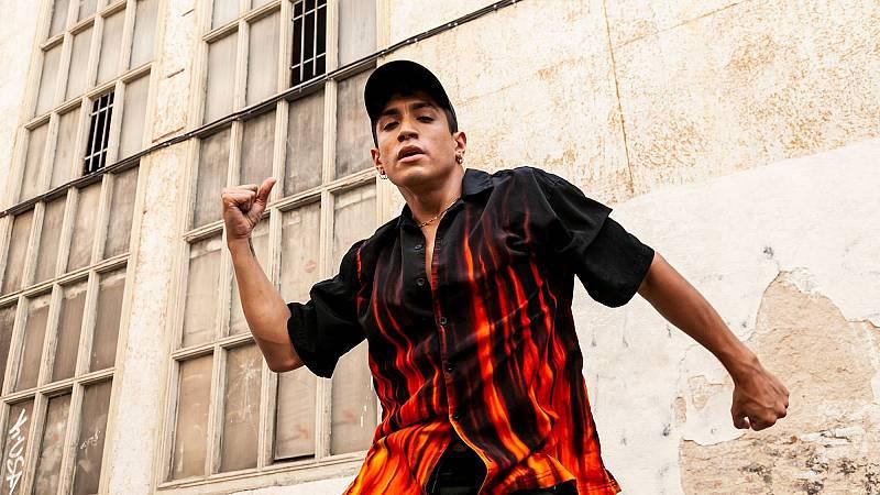 Exon Arcos, uno de los protagonistas de Danz