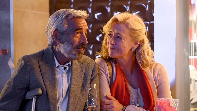 Antonio Alcántara y Mercedes Fernández en San Genaro