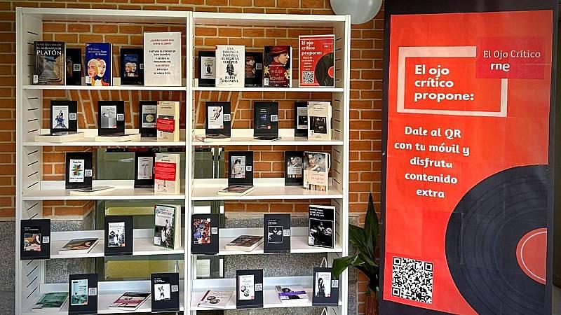 'El Ojo Crítico' en la Biblioteca Eugenio Trías de Madrid