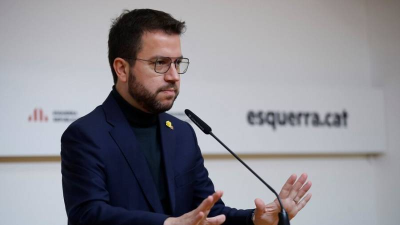 El vicepresident Aragonès encapçala les converses amb Carles Puigdemont i Jordi Sánchez