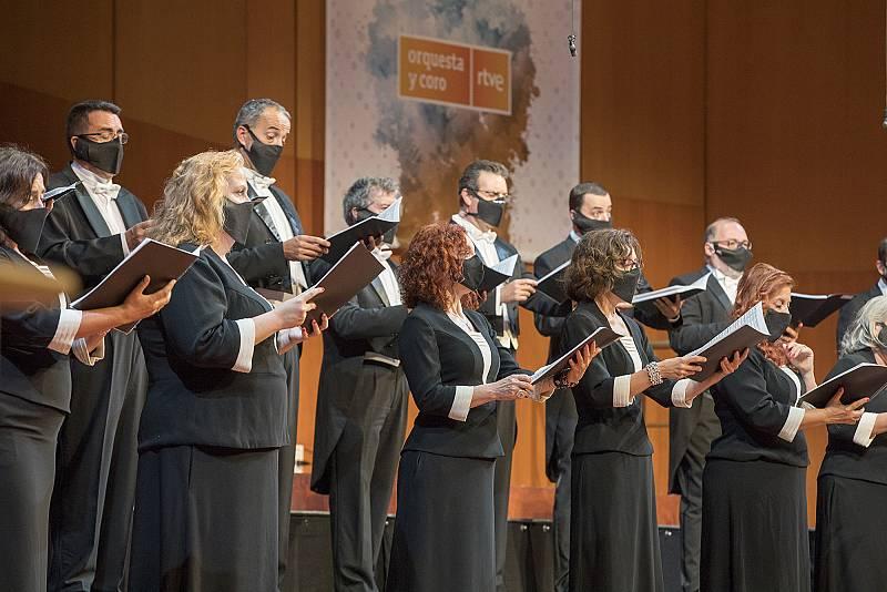 Convocatoria de audiciones de la Orquesta Sinfónica y Coro RTVE para la bolsa de empleo temporal de naturaleza artística de Profesoras de Coro, en la especialidad de Contralto