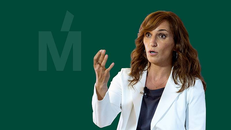 Mónica García, la candidata de Más Madrid a las elecciones del 4M
