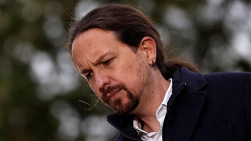Iglesias abandona el segundo debate y la izquierda rechaza continuar por no condenar Vox las amenazas de muerte
