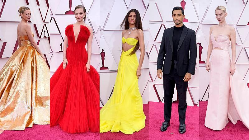Alfombra roja de los Oscar 2021