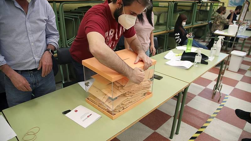 Participación histórica en Madrid por encima del 76 %