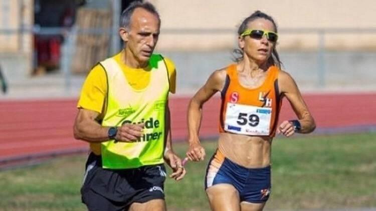 Mari Carmen Paredes logra su billete a los Juegos Paralímpicos de Tokio