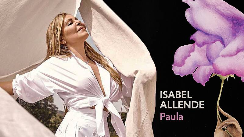 Ana Obregón recomienda 'Paula' de Isabel Allende